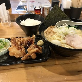醤油ラーメン(麺家 神明 栄スカイル店 )