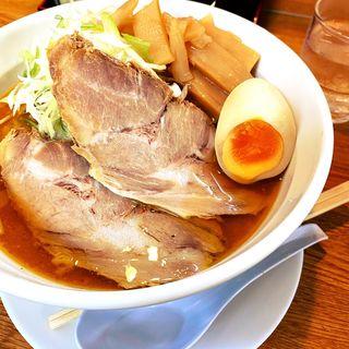 味噌らーめん(北海道ラーメン さつほろ)