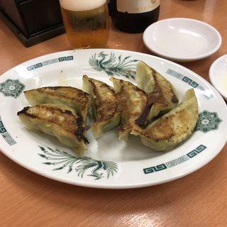 バジル餃子