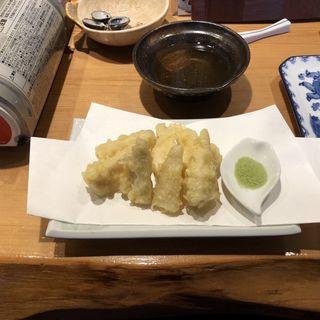 タケノコ天ぷら