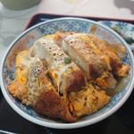 カツ丼(大盛り)