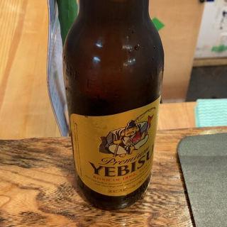 ビール(エビス)