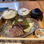 藁焼きMIX定食