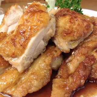 チキンソテー定食