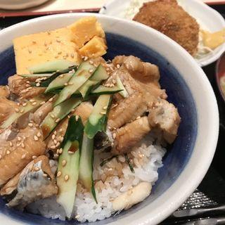 煮穴子丼(天酔 )