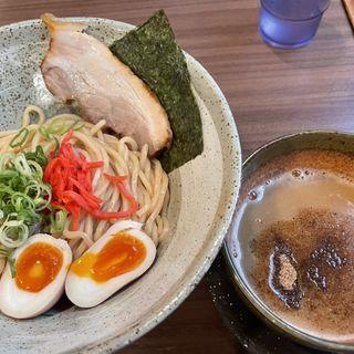 特濃豚骨つけ麺+味玉