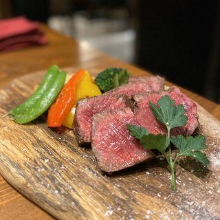 A4等級‼︎飛騨牛のステーキ