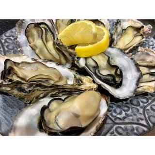 本日のおすすめ 蒸し牡蠣