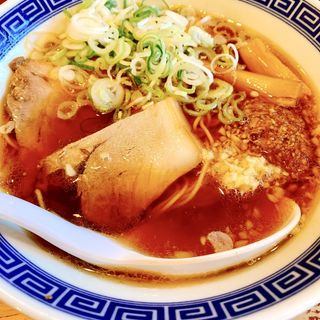 にぼ醤油ラーメン(細麺)