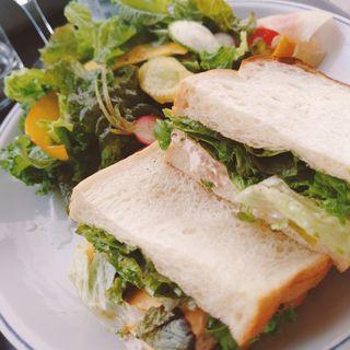 日替りサンドイッチ