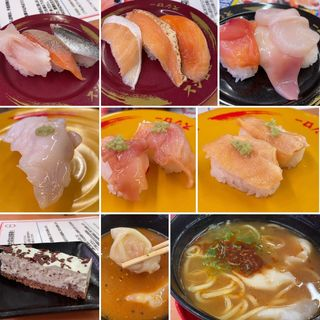 寿司🍣超三貫盛り等