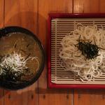 もっちりざる麺古風(塩)