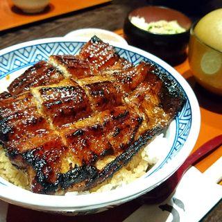 うな丼定食(極み)