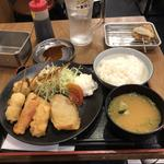 A定食 with 無限レモンサワー
