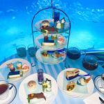 海遊館アフタヌーンティー-シェラトン都ホテル大阪style-