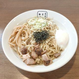 油そば(自家製麺 麺屋 翔)