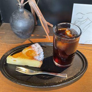 アイスコーヒー(私立珈琲小学校)