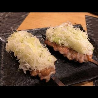 せせり葱味噌焼き(ゆしま串本 本店)