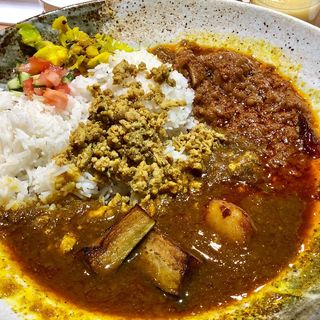 大阪出汁カレー(JapaneseSpiceCurry WACCA(ワッカ))