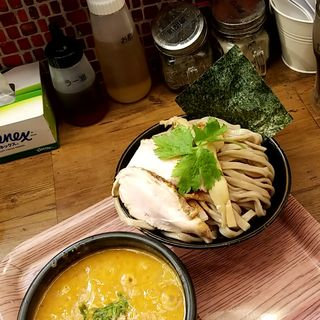 坦々つけ麺(麺屋58)