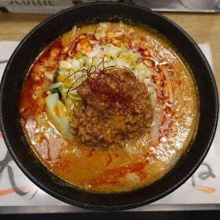 白胡麻担々麺(麺や 蓮と凜 (メンヤ レントリン))