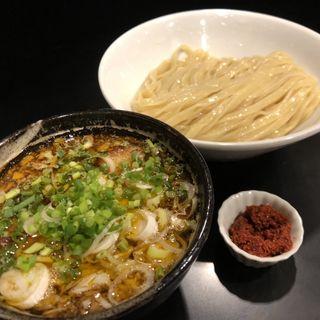 辛つけ麺(麺屋 熊胆(ゆうたん))