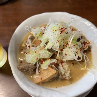 牛もつ煮込み(串バー あ・うん (くしばーあうん))