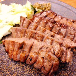 特切り厚焼定食 (味の牛たん 喜助 横浜ランドマーク店 )
