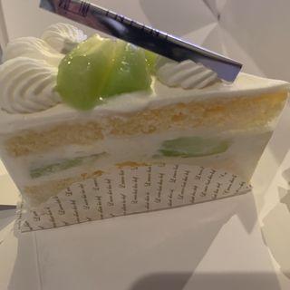 メロンのショートケーキ(アンフィニ)