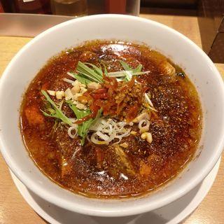 麻婆担々麺(ガリデブチュウ)