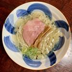 塩らぁ麺(さんくるげ)