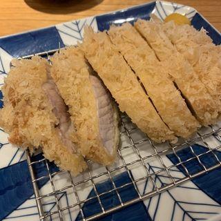 ロースカツ定食 170g(かつ久 無庵 横浜高島屋店)