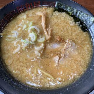 味噌ラーメン こってり太麺