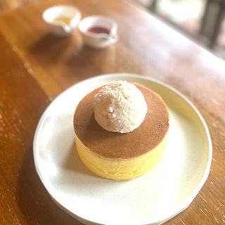 厚焼きパンケーキ(雪ノ下 京都本店)