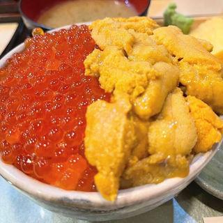 ウニイクラ丼(鮨國 )