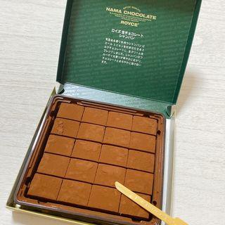 生チョコレート(シャンパン ピエール ミニョン)