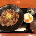 焼き牛丼(しらゆき )