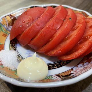 トマトスライス(酒場それなり)