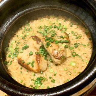 土鍋ご飯(フォアグラ)