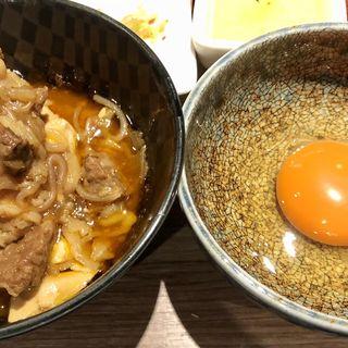 牛丼(肉と日本酒 )