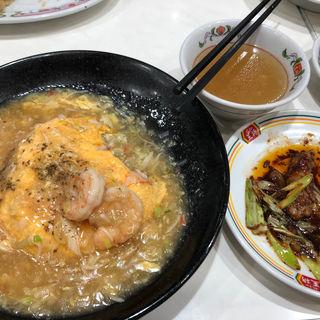 極王天津飯、回鍋肉