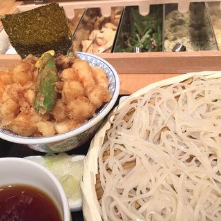 せいろ&天丼(天丼 金子半之助 )