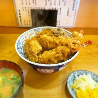 天丼(天ぷら 天藤 )