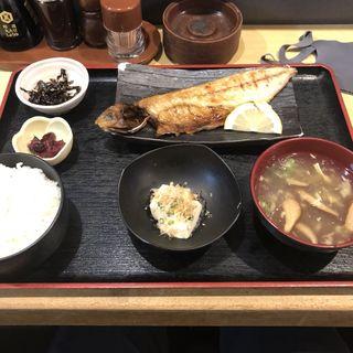 トロサバ定食(居さかな屋 みよし (いさかなや みよし))