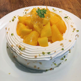 マンゴーショートケーキ(セバスチャン)