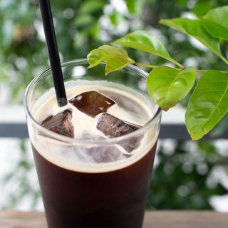 ダブルアイスカフェアメリカーノ(Piece by Piece coffee)