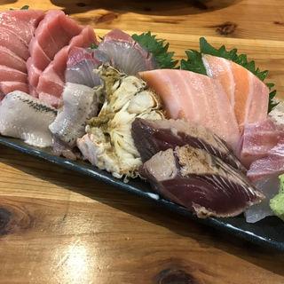 タカマルお任せコース(タカマル鮮魚店 2号館 )