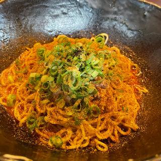 汁なし担々麺(4辛)