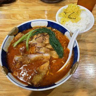 排骨坦麺(ばいこうだんだんめん)