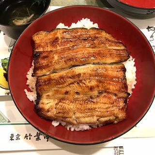 鰻丼 桜(東京 竹葉亭 (ちくようてい))